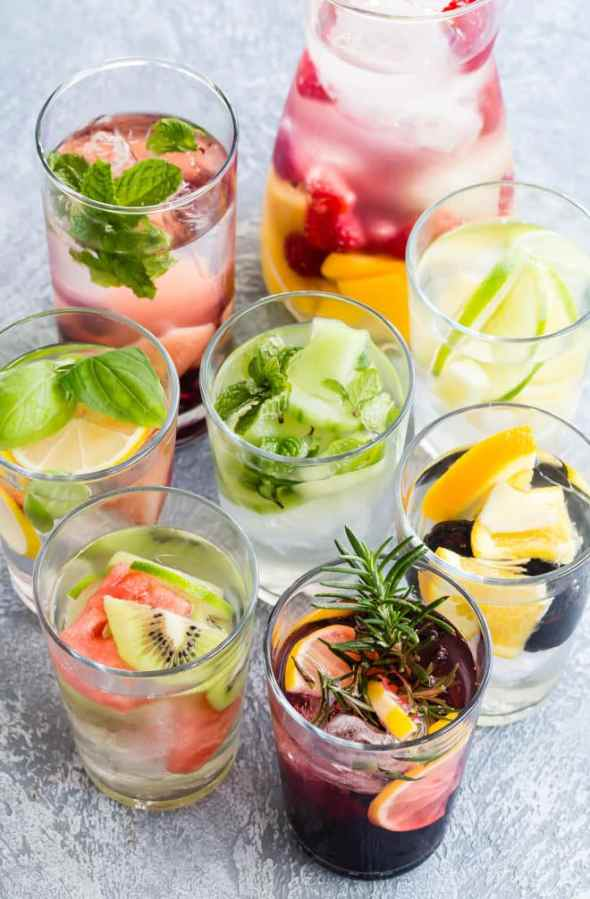 Infused Water Ideas To Burn Fat Quicker