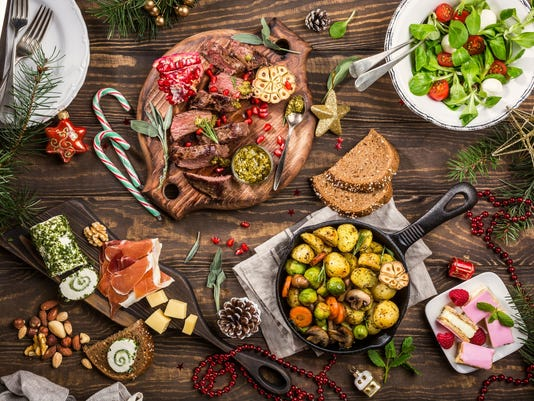 Smart Ways to Eat Healthy During the Holidays